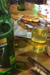银湖小区喝酒撸串