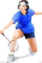 6月16日周二晚爱尚羽毛球球馆打球