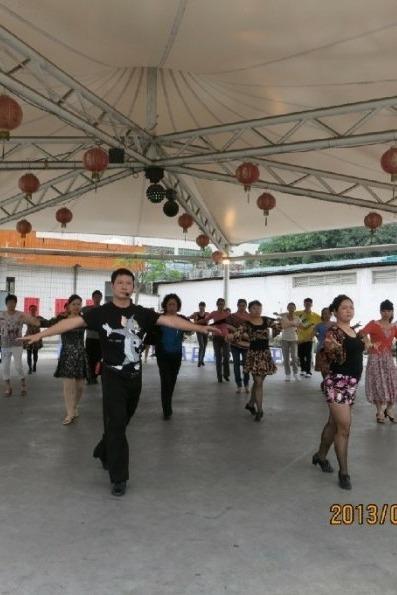 6月13日周二晚交谊舞学习—社交伦巴新课