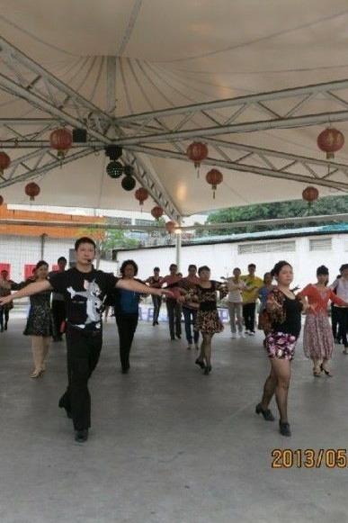 11月10日周二晚拉丁舞学习——牛仔第一堂课