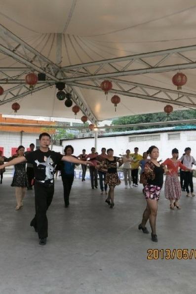 3月24日周四晚拉丁舞学习——伦巴入门课