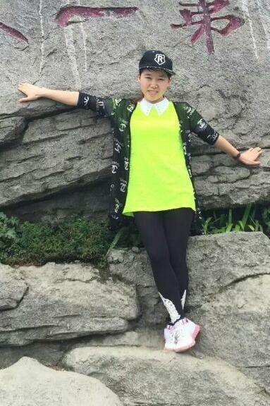 1月23日勇攀深圳第一高峰梧桐山