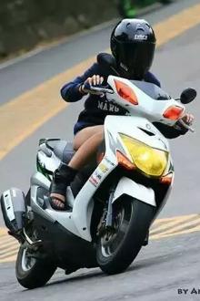机动摩托飙车友谊赛