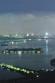 清凉夏天,8.25周二晚 夜走环西湖(西湖精华段)