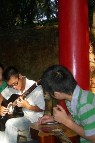 吉他琴友聚会