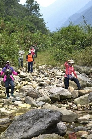 (10月28-30)深山老林—桐庐十字峡谷探秘之旅