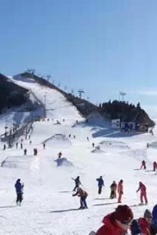 卡卡户外—照金国际滑雪场任性畅玩